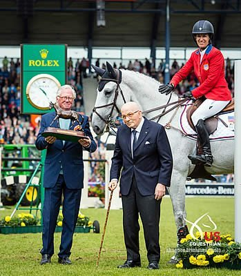 United States Impresses at 2017 World Equestrian Festival CHIO Aachen