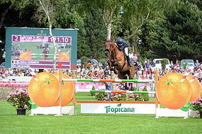 CSI 5* Derby Tropicana: Belgian Wilm Vermeir Clinches Victory