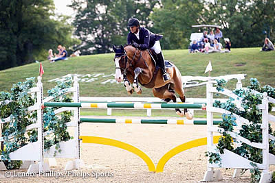 Luis Biraben Earns Hard-Fought Win in $50,000 Kentucky Summer Grand Prix