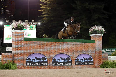 Minikus Ties for First Place as Riders Jump Nearly 7-Foot Wall in Central Park