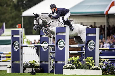 Oliver Townend Takes His Second Burghley Title with Ballaghmor Class