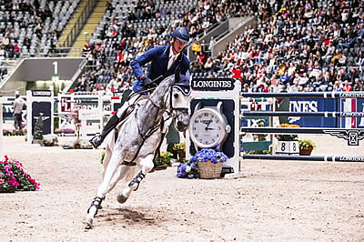 Deusser Wins Electrifying Opening Leg in Oslo