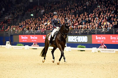 Charlotte Dujardin Returns to Olympia Horse Show to Give Medal-Winning Masterclass