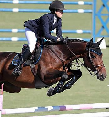 Brianne Goutal and Fineman Win $35,000 Horseware Ireland Jumper Classic CSI 5*