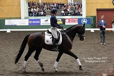 Valegro's Shoe Donated by Carl Hester Earns Top Dollar to Benefit Equestrian Aid Foundation