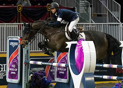 Farrington's World No. 1 Dominance on Display in Longines Victory at Toronto