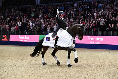 Carl Hester to Present 'Road to Grand Prix' Masterclass at Olympia