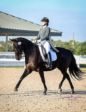FEI World Ranked Para-Dressage Rider Katie Jackson Earns Top Accolades in 2017