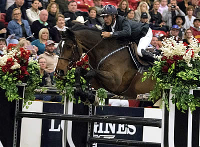 Richard Spooner and Chatinus Claim Longines Victory