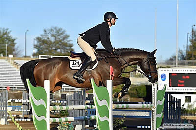 Jumper News from Week II of the Atlanta Fall Classics