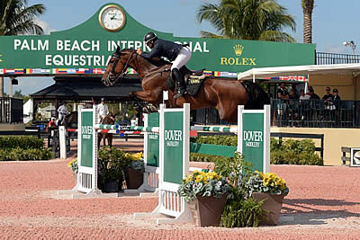 Diego Vivero and Bijoux Score Win in $25,000 Dover Saddlery Grand Prix at ESP Holiday III
