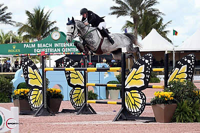Jordan Coyle Takes Round One Victory in $35,000 Equinimity WEF Challenge Cup