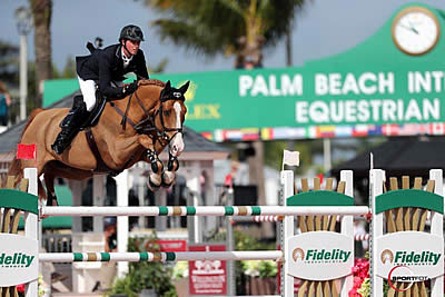 Ben Maher and Don Vito Top $35,000 Hollow Creek Farm 1.50m Classic