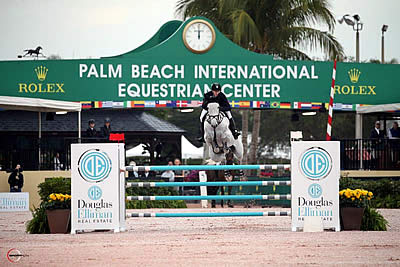 First International Victory at 2018 Winter Equestrian Festival Goes to McLain Ward