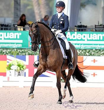 Katherine Bateson Chandler Scoops Final Grand Prix in Week Five at AGDF