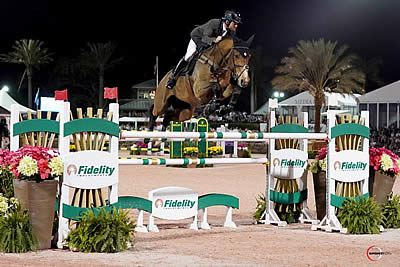 Daniel Bluman and Ladriano Z Top the $384k Fidelity Investments Grand Prix CSI 5* at WEF