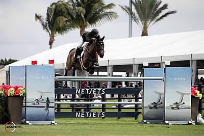 Daniel Bluman and Sancha LS Fly to $205,000 NetJets Grand Prix CSI 4* Victory