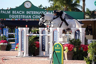 Vanderveen Victorious in CSI 5* 1.45m Jumpers at Seventh Week