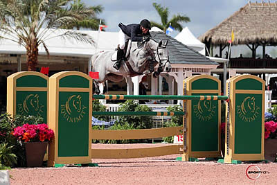 McLain Ward and Bellefleur PS Z Are Best in $35,000 Bainbridge 1.45m Classic CSI 5*