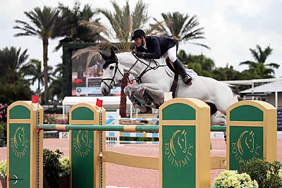 McLain Ward Strikes Again in $132k Equinimity WEF Challenge Cup Round 7 CSI 5*