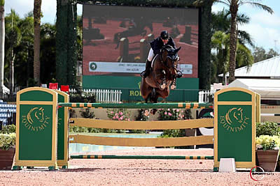 McLain Ward and HH Azur Top $132,000 Equinimity WEF Challenge Cup Round 5