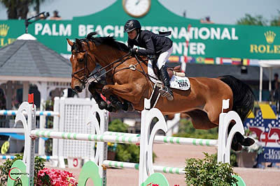 Laura Chapot and Chandon Blue Conclude Week Ten with Win at 2018 WEF