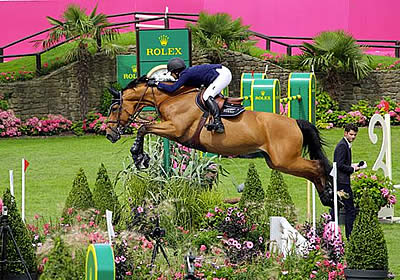 International Jumping of Dinard: More and More Stars!