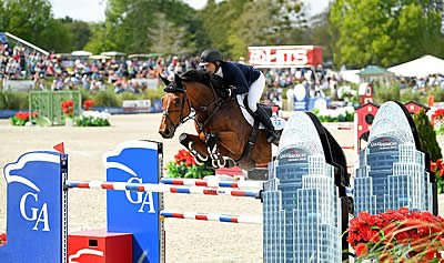 Beezie Madden Wins Fifth Annual Great American $1 Million Grand Prix at HITS Ocala