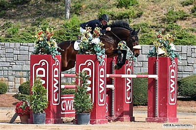 Jason Berry and Quantos Dominate Jumpers Week II of the Atlanta Spring Classics
