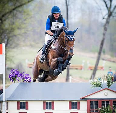Dutton Dominates Day Three of FEI CIC 3* at The Fork