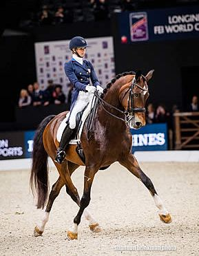 Laura Graves and Verdades Win FEI Grand Prix at FEI World Cup Dressage Final