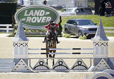 Marilyn Little Wins Land Rover/USEF CCI4* Eventing National Championship