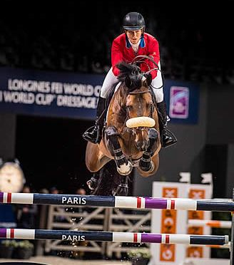 Beezie Madden and Breitling LS Win Longines FEI World Cup Jumping Final I