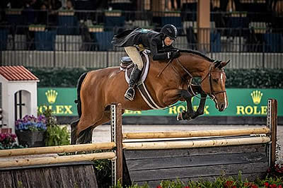 USHJA Hunter Derby Competitions Feature Top Sport at TIEC