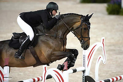 Holloway and Eastern Jam Win $70k Spy Coast Farm Grand Prix CSI 3* during Tryon Spring 4