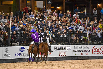 Gladiator Polo Returns to TIEC June 8 for Three-Game 'Battle for the Carolinas' Series