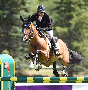 Eric Lamaze and Fine Lady 5 Victorious in $385,000 CSI5* 'Continental' Grand Prix