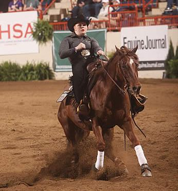 IHSA Members to Compete for 2018 NRHA Collegiate Reining Championship at NRHA Derby