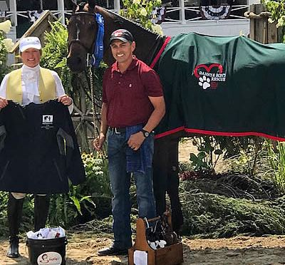 Jose Aguilar Wins $2,000 EAF Grooms Class at Blowing Rock Charity Horse Show