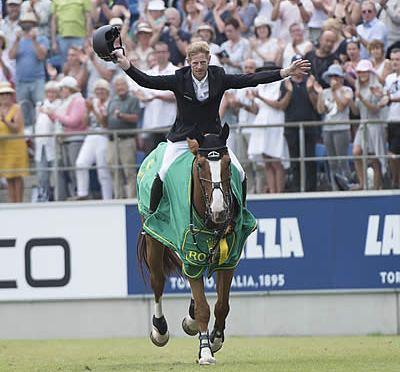 Marcus Ehning Wins the Rolex Grand Prix of Aachen