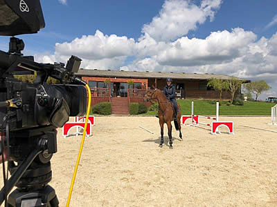 Horse & Country TV's Masterclass and Barn Talk Series Makes US Debut with Laura Kraut