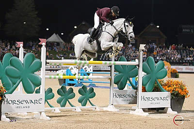 Little Leaps to Another Victory in $132k Horseware Ireland Grand Prix CSI 3* at Tryon