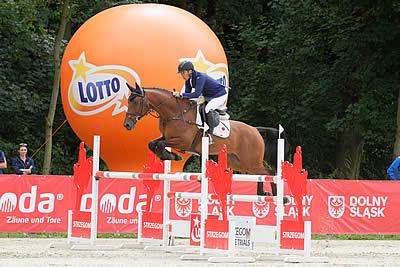 Strzegom Horse Trials: France First in Nations Cup