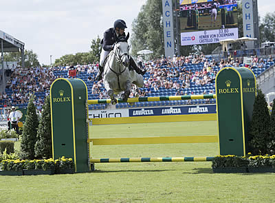 Henrik von Eckermann Clinched the Turkish Airlines-Preis von Europa Title at CHIO Aachen
