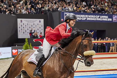 FEI Jumping World Cup North American League Enters Season with 2nd Straight World Champion