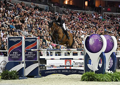 Qualified Horses and Riders Announced for Washington International Horse Show