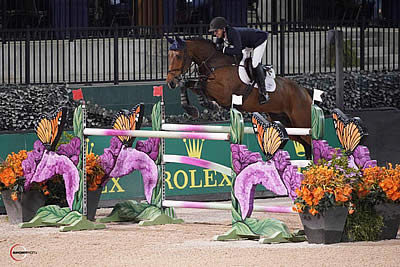Jonathan Corrigan and Loughnavatta Indigo Take Top Honors in $70k Ingles Grand Prix CSI 2*