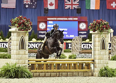 Tessa Downey and Anisette Are Grand on Final Day of 60th Anniversary WIHS