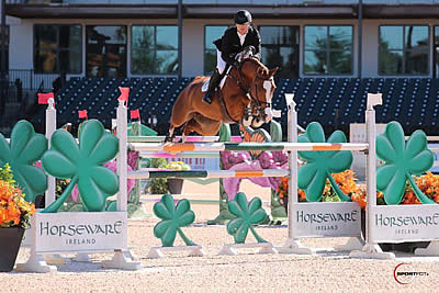 Kent Farrington and Creedance Refresh the Ring with Win in $35k 1.50m Welcome Stake CSI 3*