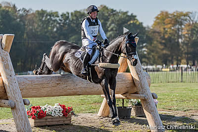 Michael Jung Wins CI-long 3* Class in Strzegom